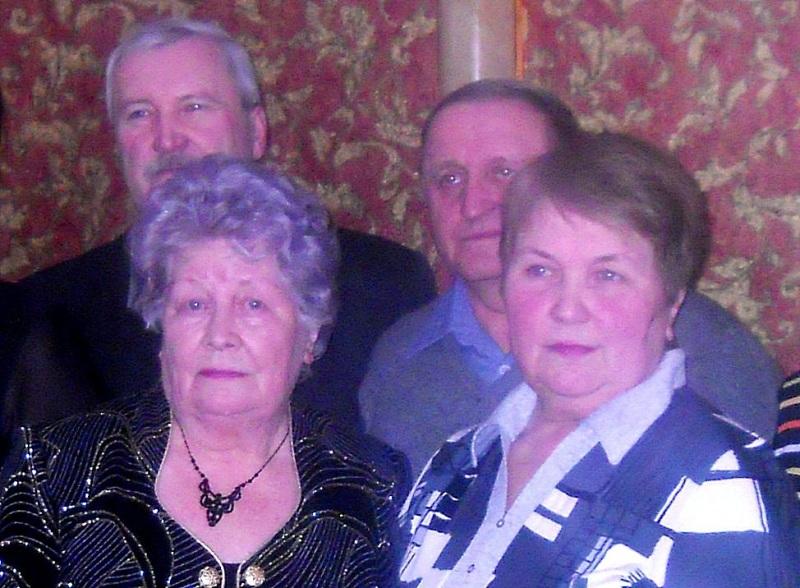 Коварская Алиса Николаевна празднует 70-летний юбилей